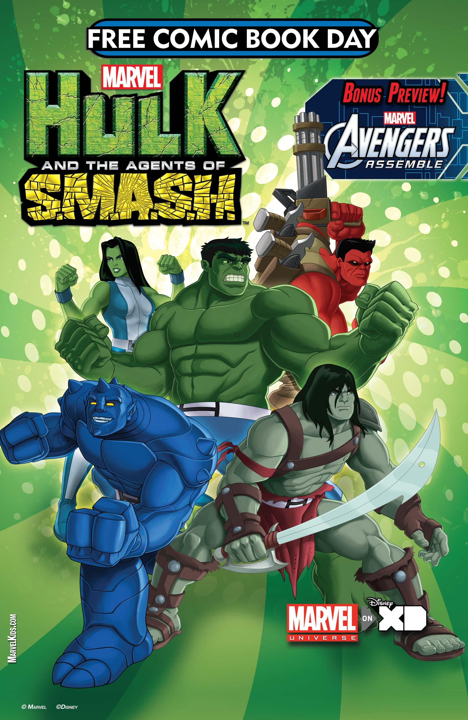 FREE COMIC BOOK DAY 2013 1 (2013) #1