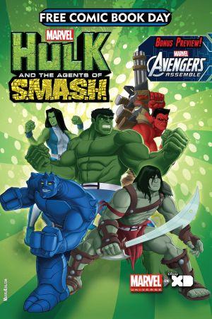 FREE COMIC BOOK DAY 2013 1 #1