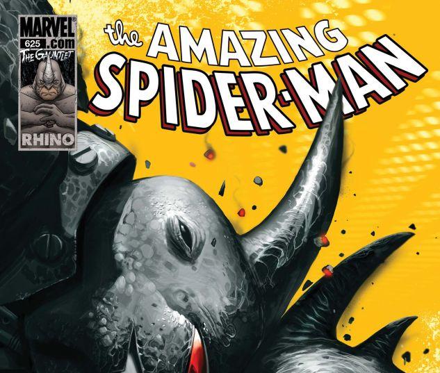 Amazing Spider-Man (1999) #625