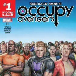 Occupy Avengers (2016)