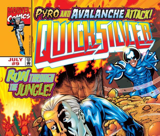 Quicksilver (1997) #9