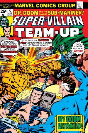 Super-Villain Team-Up (1975) #5