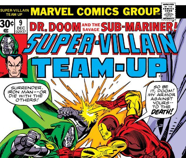 SUPER-VILLAIN TEAM-UP (1975) #9