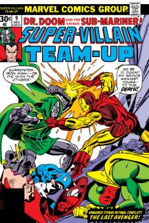 Super Villain Team Up 1975 9