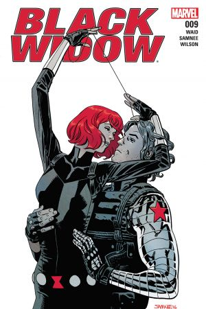 Black Widow (2016) #9