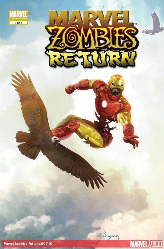 Marvel Zombies Return (2009) #2