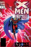 X-MEN UNLIMITED (1993) #2
