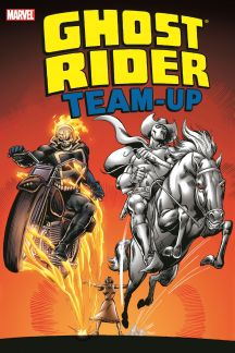 Ghost Rider Team-Up (Trade Paperback)