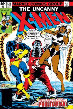 Uncanny X-Men (1963) #124