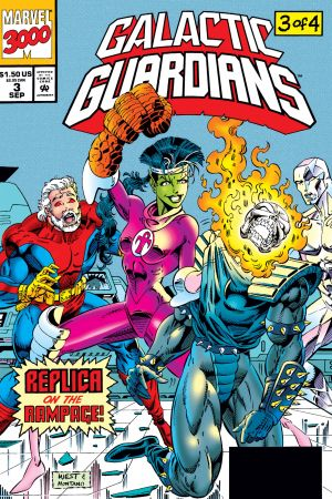 Galactic Guardians (1994) #3