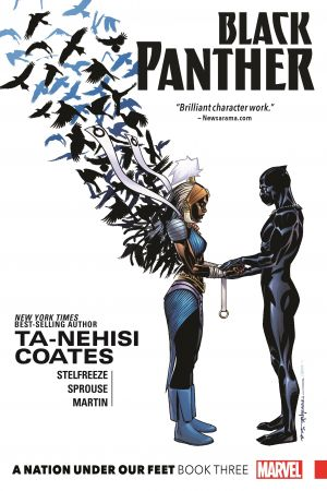 Black Panther: A Nation Under Our Feet Book 3 (Trade Paperback)