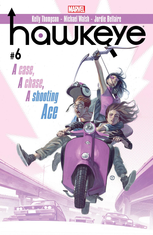Hawkeye (2016) #6