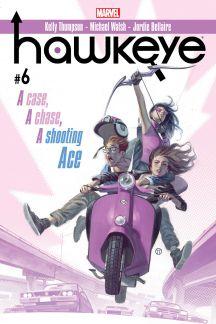 Hawkeye #6