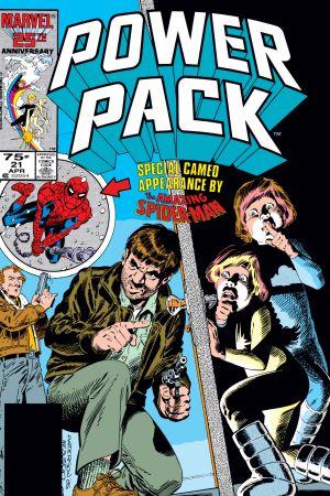 Power Pack (1984) #21