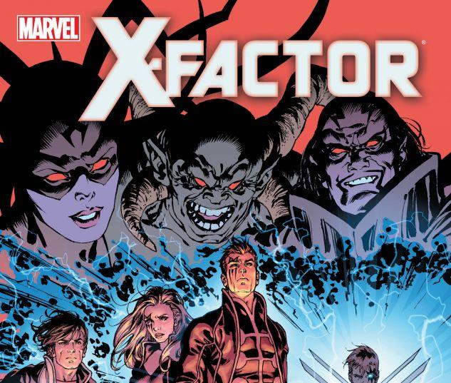 X-Factor (2005) #250