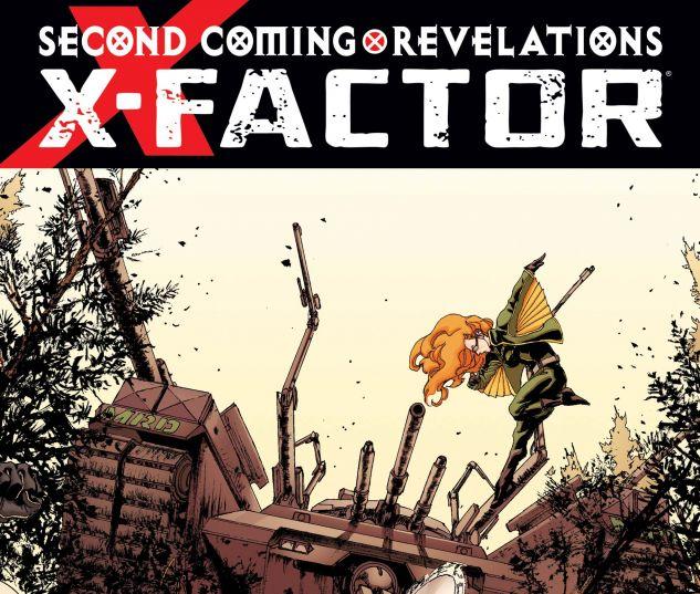 X-FACTOR (2005) #206
