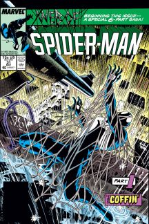 Web of Spider-Man (1985) #31