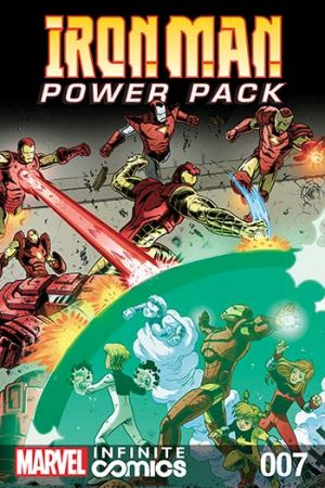 Iron Man and Power Pack #7