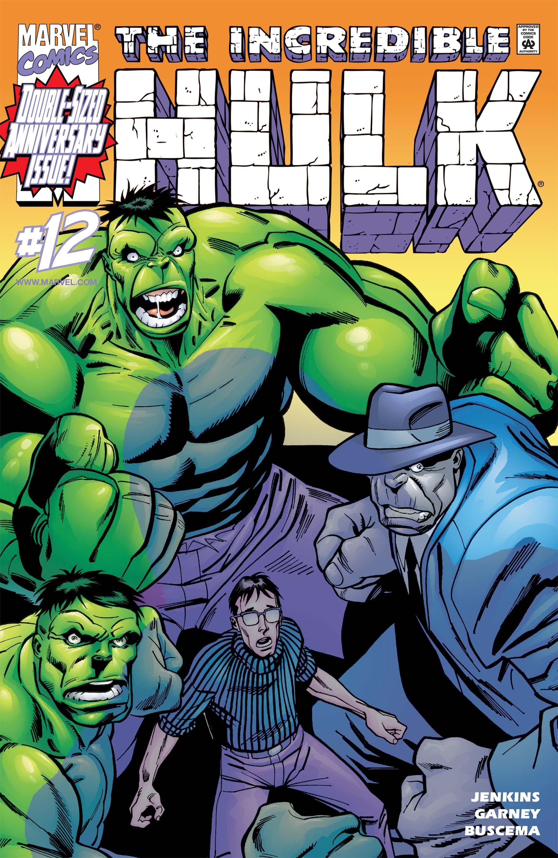 Hulk (1999) #12