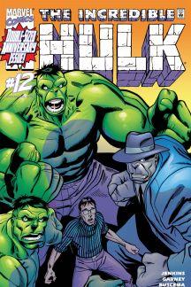 Incredible Hulk (1999) #12