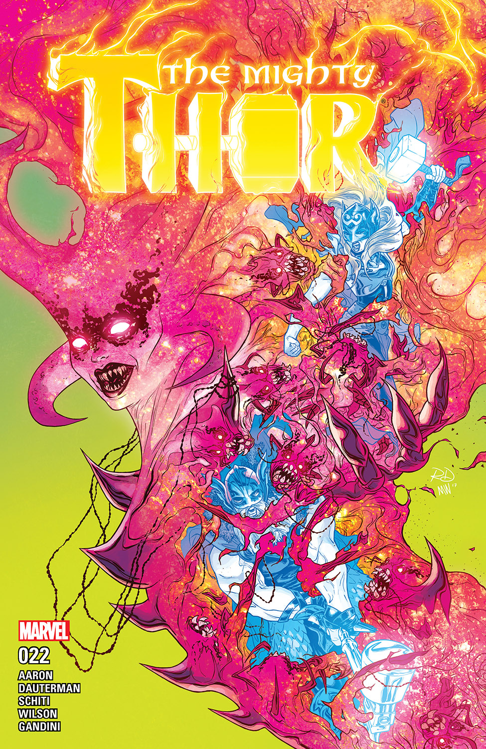 Mighty Thor (2015) #22