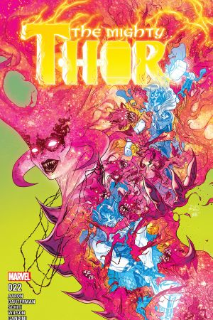 Mighty Thor #22