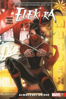 Elektra: Always Bet On Red (Trade Paperback)