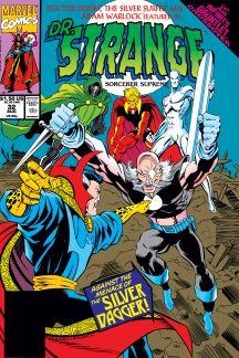 Doctor Strange, Sorcerer Supreme (1988) #32