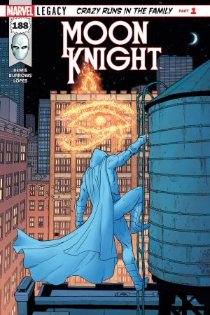 Moon Knight (2016) #188