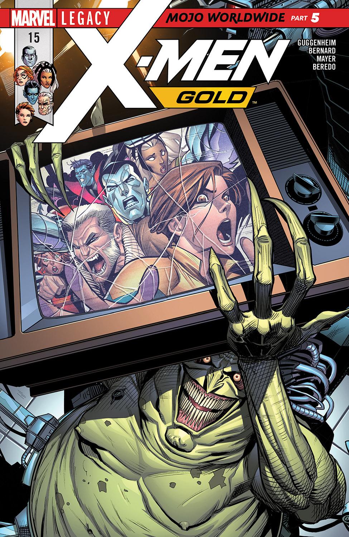 X-Men: Gold (2017) #15