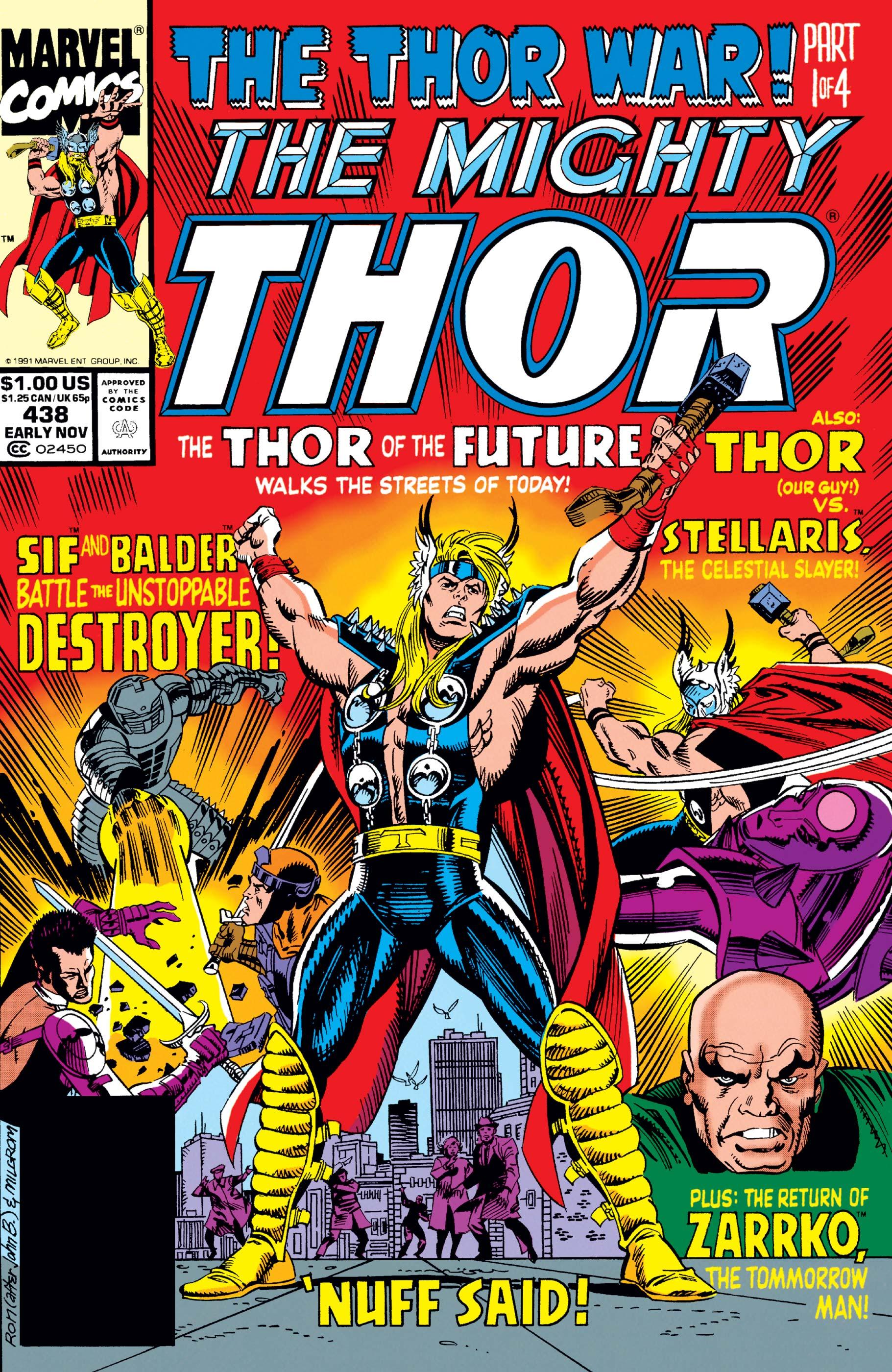 Thor (1966) #438