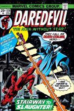 Daredevil (1964) #128 cover