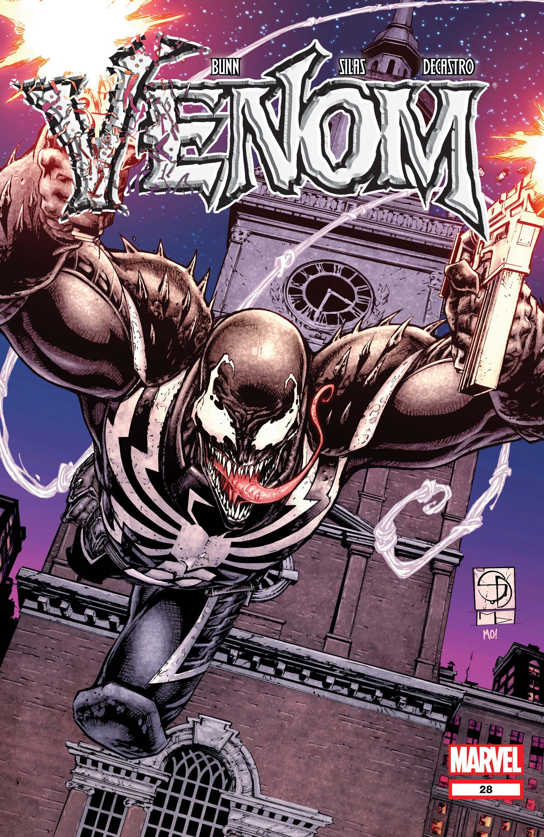 Venom (2011) #28