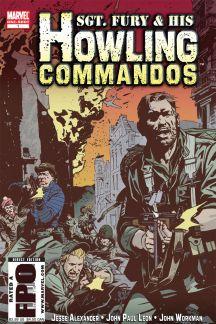 Howling Commandos #1