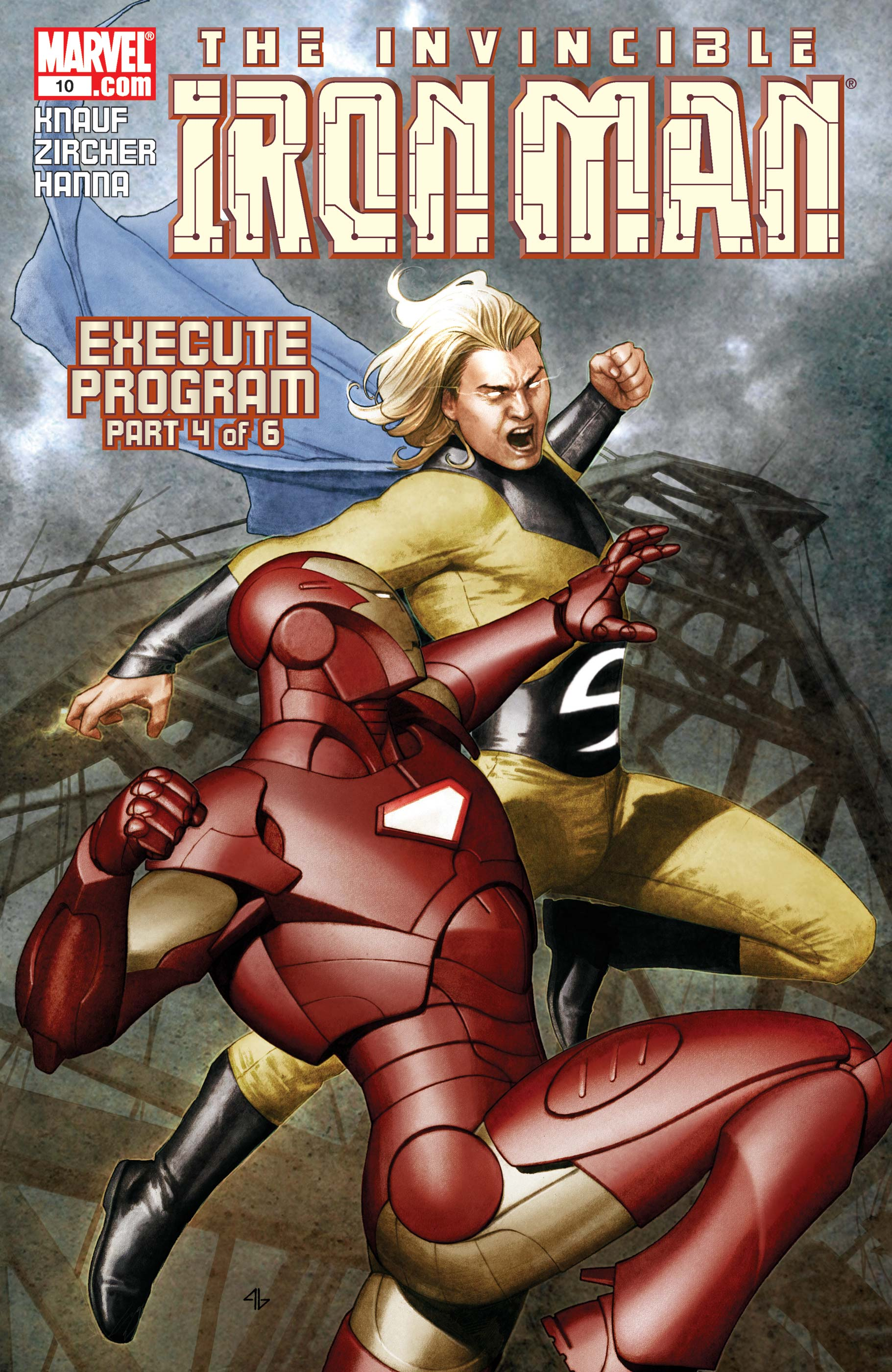 Iron Man (2004) #10