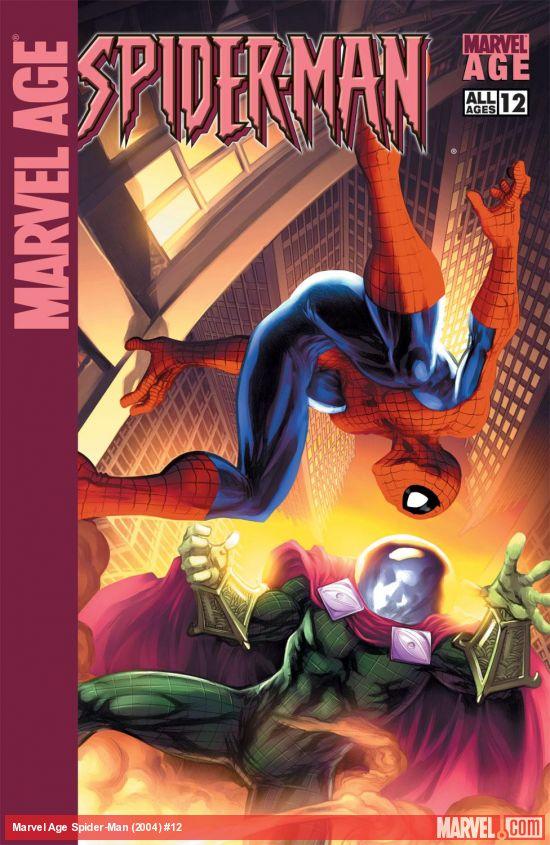 Marvel Age Spider-Man (2004) #12