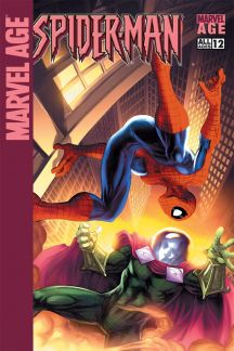 Marvel Age Spider-Man #12