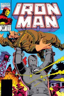 Iron Man (1968) #268
