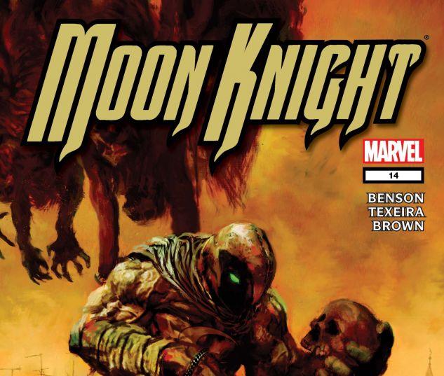 MOON KNIGHT (2006) #14