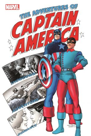 Captain America: The Adventures of Captain America (Trade Paperback)