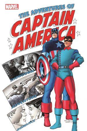 Captain America: The Adventures of Captain America (Trade Paperback)
