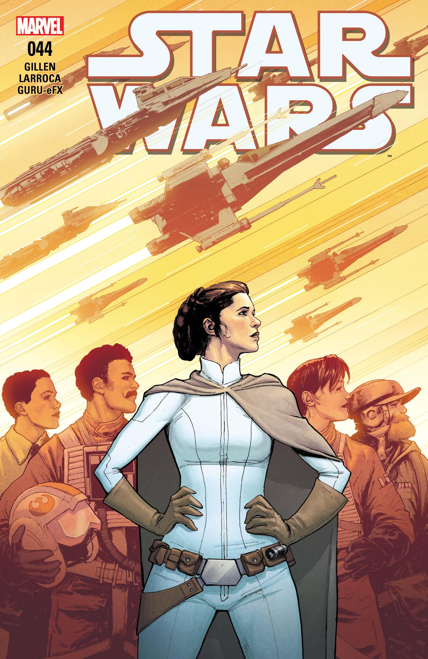 Star Wars (2015) #44