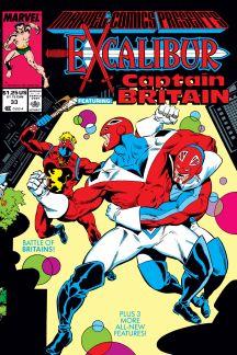 Marvel Comics Presents #33
