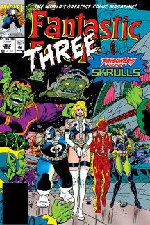 Fantastic Four #382