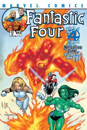 Fantastic Four (1998) #43