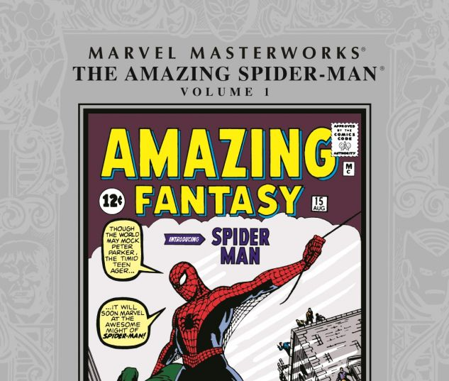 Amazing Fantasy 15; Amazing Spider-Man 1-10
