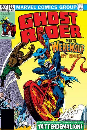 Ghost Rider (1973) #55