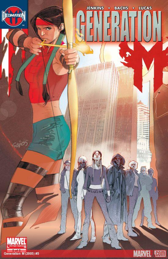 Generation M (2005) #5