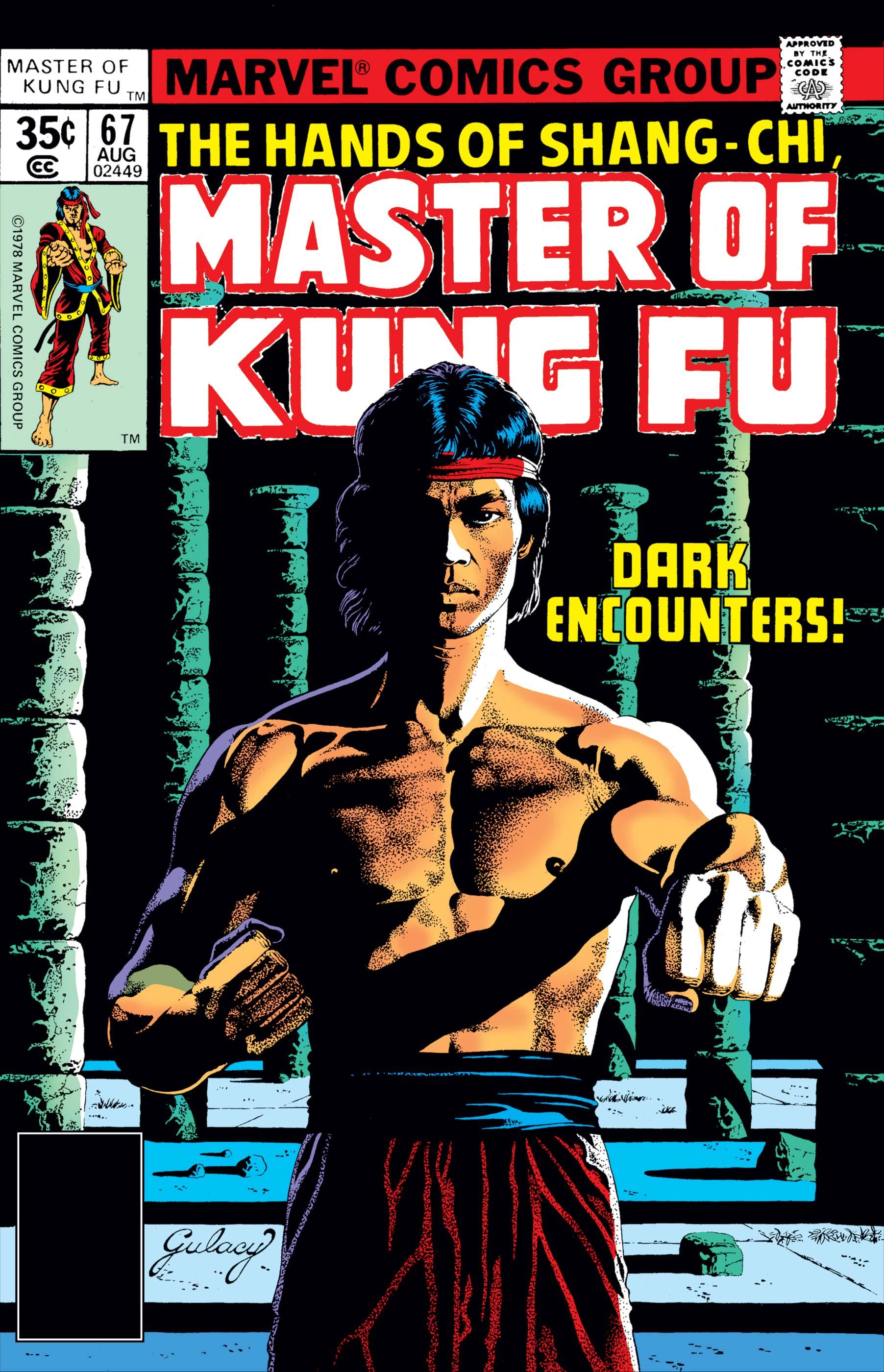 Master of Kung Fu (1974) #67