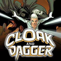 Cloak and Dagger: Marvel Digital Original - Shades of Gray